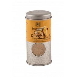 Sonnentor Chai Küsschen Gewürz-Blüten-Zubereitung bio, Streudose 70 g