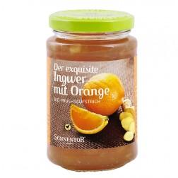 Sonnentor Der exquisite Ingwer mit Orange, Fruchtaufstrich bio, 250 g