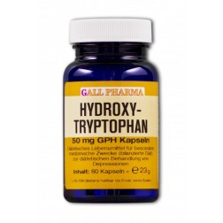 GPH Hydroxytryptophan 50mg Kapseln-360 Stück