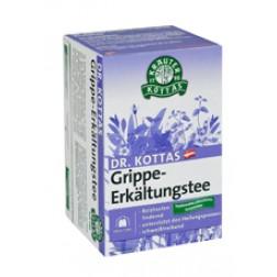 Dr. Kottas Grippe-Erkältungstee 20 Beutel