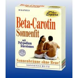 Espara Beta-Carotin Komplex 30 Kapseln
