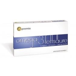 Apremia Omega 3 Fettsäuren 30 Kapseln
