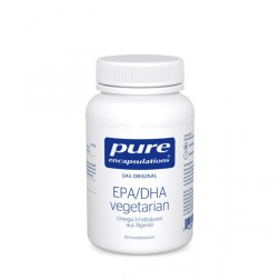 Pure Encapsulations EPA/DHA vegetarian 60 Kapseln