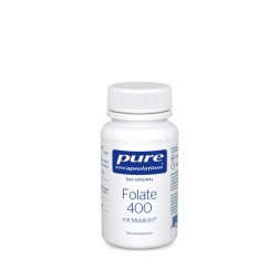 Pure Encapsulations Folate 400 90 Kapseln