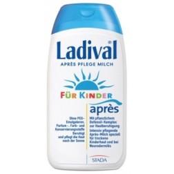 Ladival Aprés Pflegemilch für Kinder 200ml