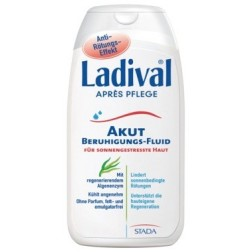 Ladival Aprés Pflege Akut Beruhigungs-Fluid 200ml