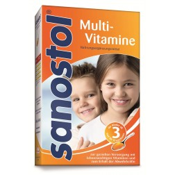 Sanostol Multi-Vitamine 460ml