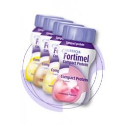 Fortimel Compact Protein-24 Stück-Erdbeer