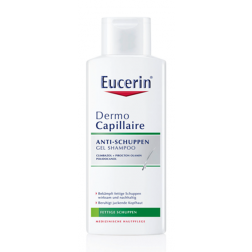 Eucerin Dermo Capillaire Anti-Schuppen Gel-Shampoo 250ml