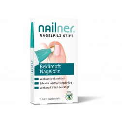 Nailner Nagelpilz-Stift 4ml