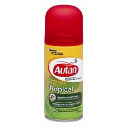 Autan Tropical Dry Spray 100ml