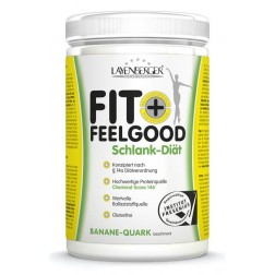 FIT+FEEL GOOD DIAET  DRINK MAHLZEITENERSATZ BANANE-TOPFEN