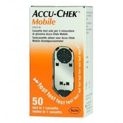 Accu-Chek Mobile Teststreifen-50 Stück