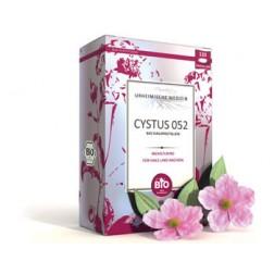 Cystus 052 Bio Halspastillen-66 Stück