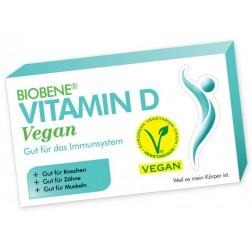 BIOBENE Vitamin D Vegan Kapseln