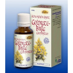 Espara Goldrute Compositum Alchemistische Essenz 30ml