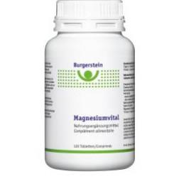 Burgerstein Magnesium Vital Tabletten 90 Stück