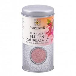 Sonnentor Alles Liebe-Blütenzaubersalz bio, Streudose, 90 g
