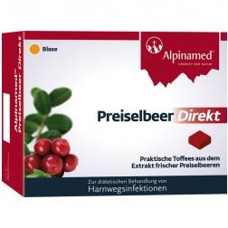 Alpinamed Preiselbeer Direkt-60 Stück