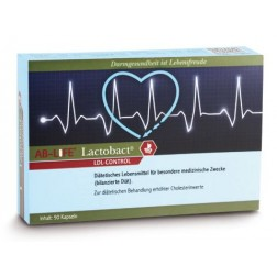Ab-Life Lactobact LDL-Control 90 Kapseln