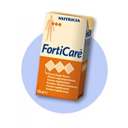 Forticare Aufbaunahrung 24x125ml-Orange-Zitrone
