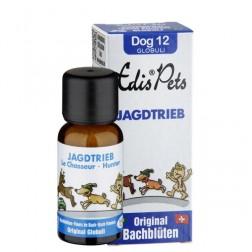Jagdtrieb - Edis Pets Bio Bachblüten für Hunde