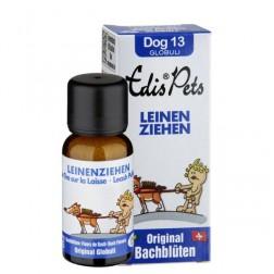 Leinenziehen - Edis Pets Bio Bachblüten für Hunde