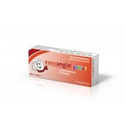 easyangin® junior Lutschtabletten für Kinder