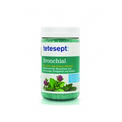 tetesept Gesundheits-Meersalz Bronchial