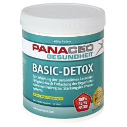 Panaceo Basic-Detox Pulver / Aroma: Natur-Zitronengras
