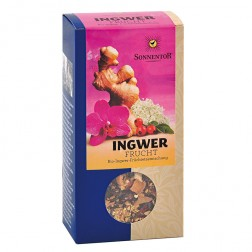 Sonnentor Ingwer Frucht-Tee bio, 100 g