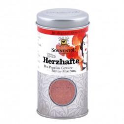 Sonnentor Die Herzhafte Gewürz-Blüten-Mischung Hildegard (Feuer) bio, Streudose 32 g