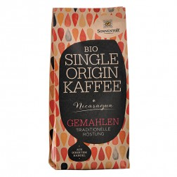 Sonnentor Single Origin Kaffee Nicaragua bio, gemahlen 250 g