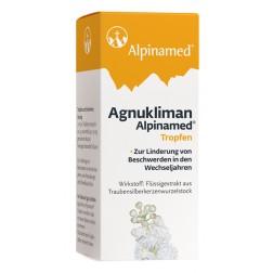 Agnukliman Alpinamed - Tropfen
