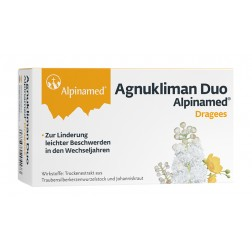 AGNUKLIMAN - DuoAlpinamed Dragees