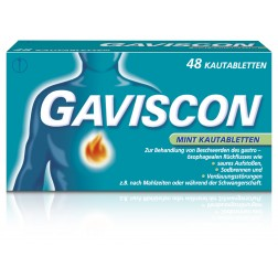 Gaviscon Kautabletten Mint