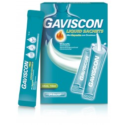Gaviscon Liquid Mint Suspension 10ml