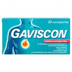Gaviscon Kautabletten Erdbeer