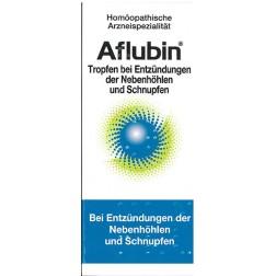AFLUBIN TROPFEN BEI ENTZUENDUNG D.NEBEN-  HOEHLEN UND SCHNUPFEN