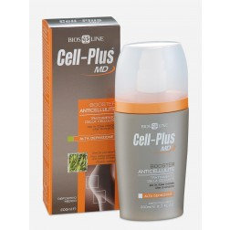CELL-PLUS  BOOSTER  ANTI-CELLULITE BEHANDL.  KALT-WARM EFFEKT