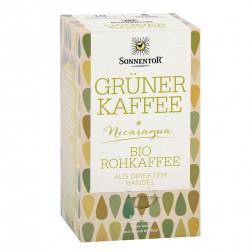 Sonnentor Grüner Kaffee bio, Doppelkammerbeutel