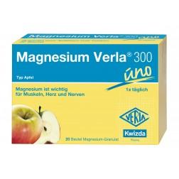 MAGNESIUM  VERLA/300 UNO GRANULAT   APFEL -KWIZDA   BTL