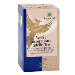 Sonnentor Weiße Inspirationsquelle-Tee bio, Doppelkammerbeutel
