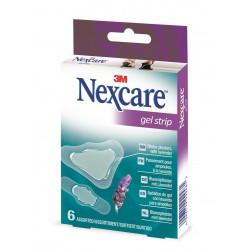 3M Nexcare Hydrocolloid Gel Strip Lavendel 6Stk.