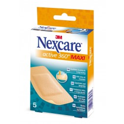 3M Nexcare Pflaster Active 360°Maxi 5Stk.
