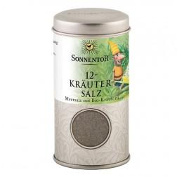 Sonnentor 12-Kräutersalz bio, Streudose 75 g