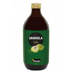 GRAVIOLA  PUEREE HANOJU 500ml