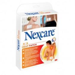 3M Nexcare Heat Patch 9,5 cm x 13 cm 5Stk.