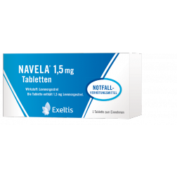 Navela 1,5 mg Tablette 1Stk.