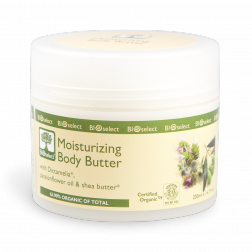 Bioselect Moisturizing body butter (passionflower) 200ml